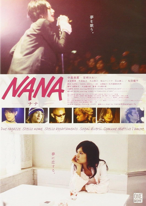 Amazoncom Nana The Movie 1 Mika Nakashima Aoi Miyazaki