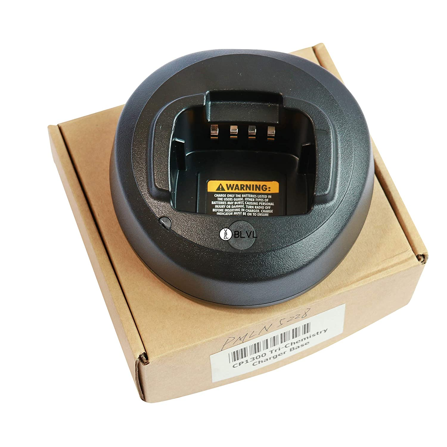 Pmln5228 Rapid Charger Base For Motorola Ep350 Cp476 Cp477 Cp1660 P140 P145 P160 Cp185 Cp1300 Cp1600 Portable Radio Back To Search Resultscellphones & Telecommunications