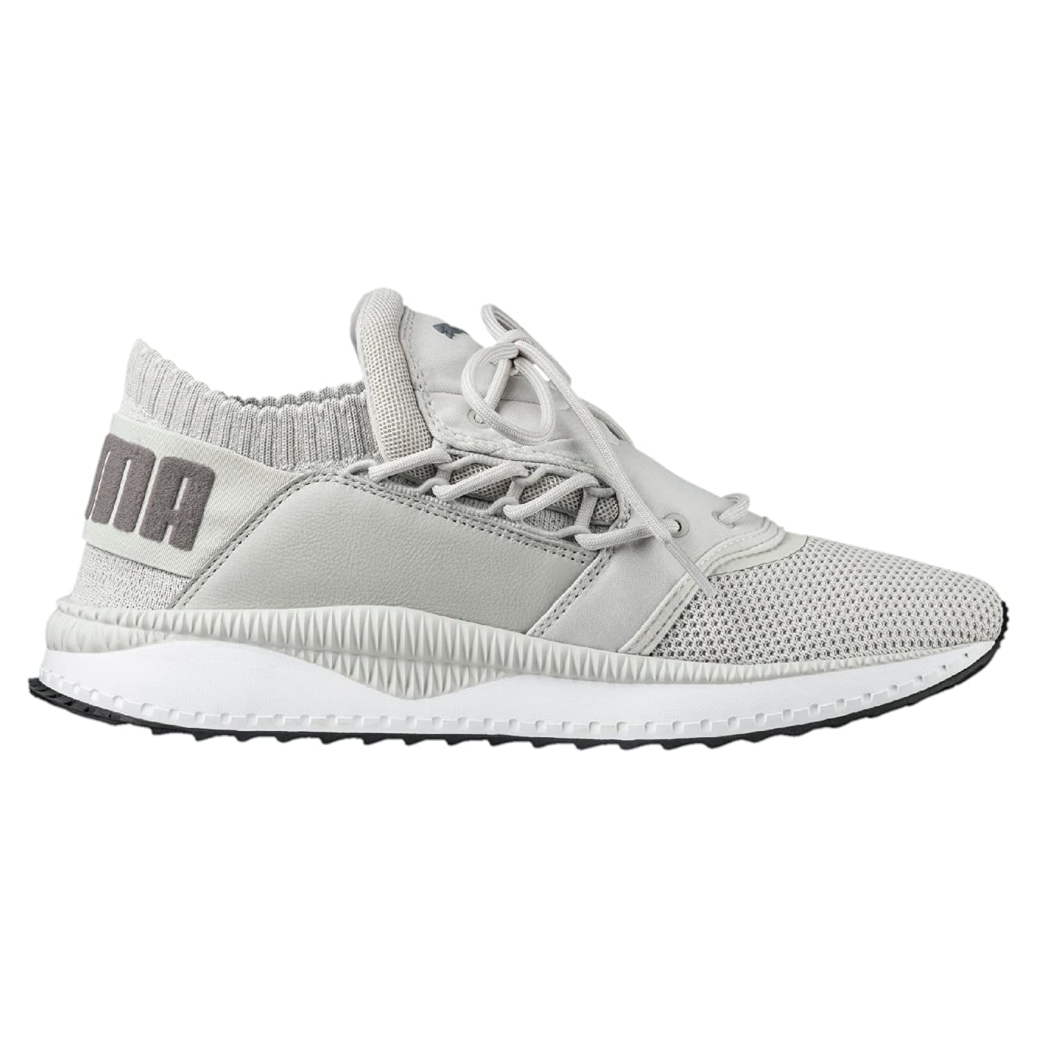 27537f0b5843 Puma Men s Tsugi Shinsei Grey Violet- White Sneakers - 9 UK India (43 EU)   Buy Online at Low Prices in India - Amazon.in