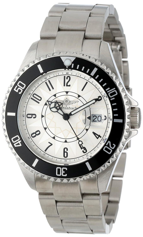 Breytenbach Unisex-Armbanduhr Metall Analog Quarz Edelstahl BB2810S