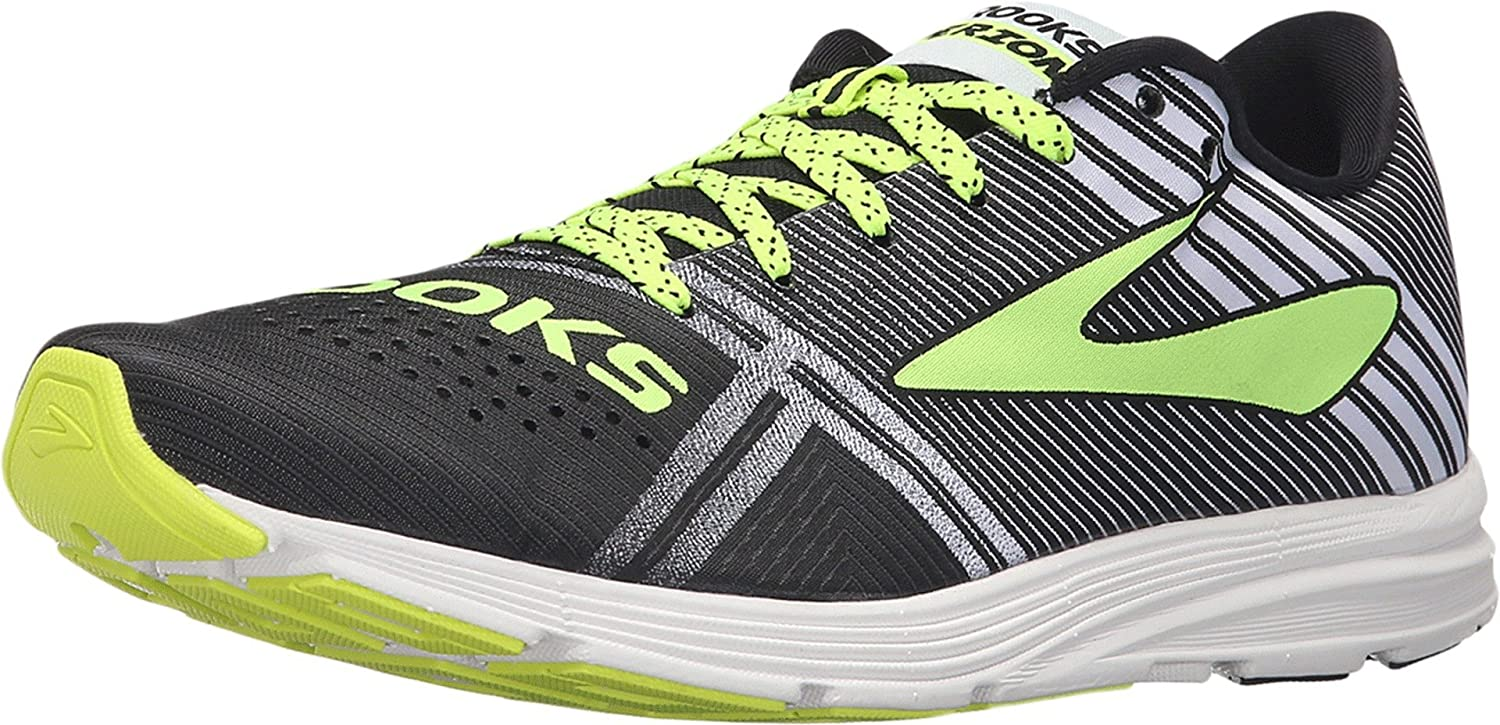 Brooks Womens Hyperion B017O2A7PO 10 US|Black/White/Nightlife B(M) US|Black/White/Nightlife 10 bbf84e