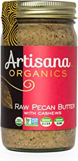 product image for Artisana Organics Raw Pecan Butter with Cashews (1 Pack (14 oz))