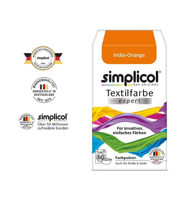 Simplicol Textilfarbe Expert für Kreatives, Einfaches Färben, India ...