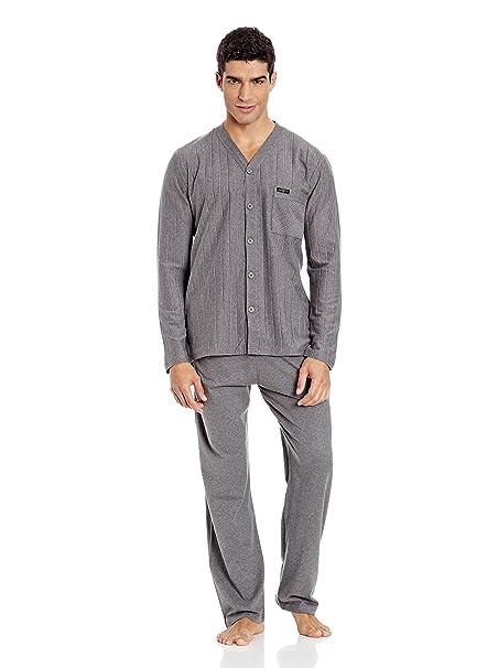 IMPETUS Pijama Eoos Gris XL