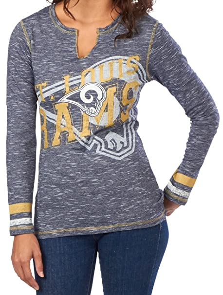 Image Unavailable. Image not available for. Color  Majestic St. Louis Rams  Women s NFL ... 3dc402b09