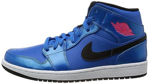 buy popular 5216a 28f2c Amazon.com  AIR JORDAN 1 MID MENS Sneakers 554724-423  Shoes