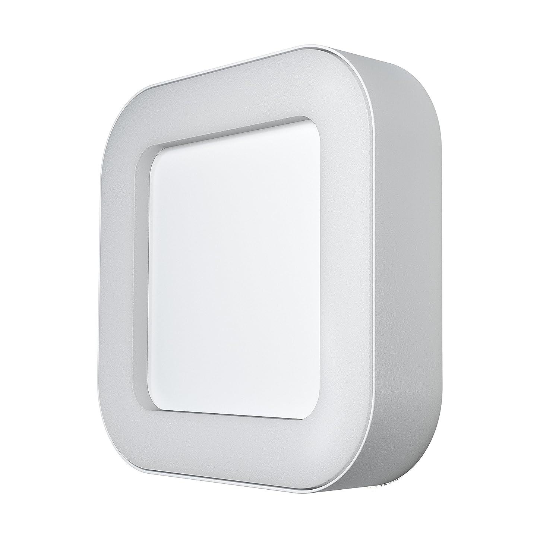 Osram LED Wand- und Deckenleuchte, Leuchte fü r Auß enanwendungen, Warmweiß , 202,0 mm x 45,0 mm, Endura Style Ring Ledvance 4058075031654