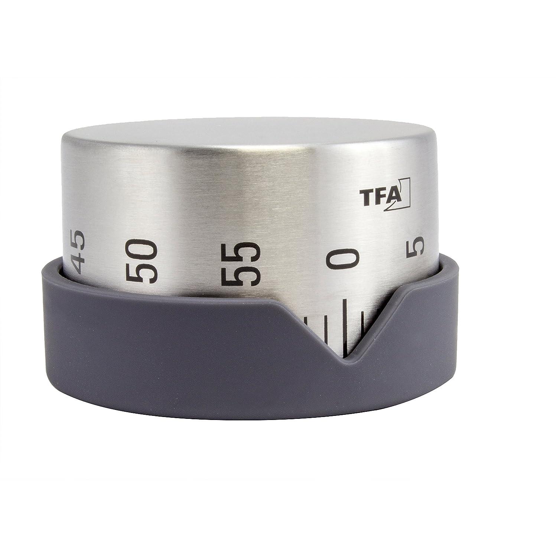 TFA Dot Kitchen Timer, Black 38.1027.10