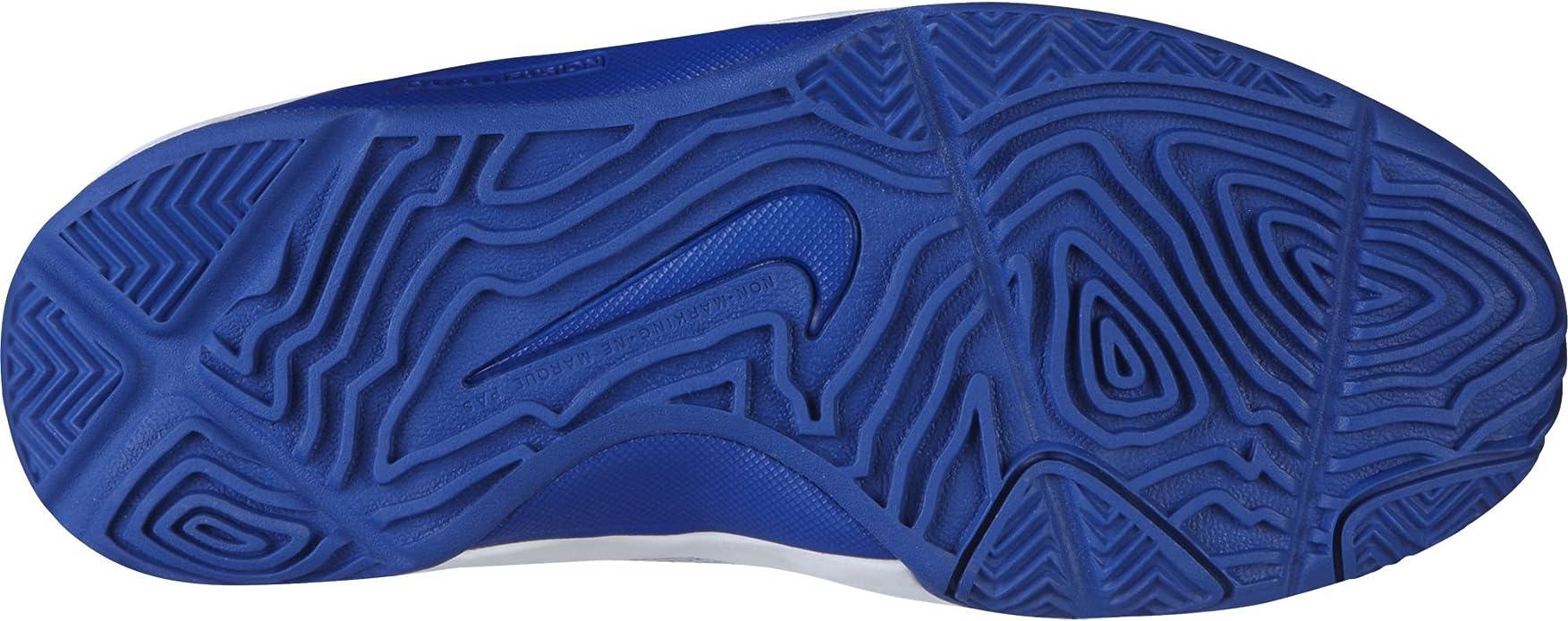 Nike Dual Fusion BB 2, Scarpe da Basket Bambino, Bianco  0tBH5N