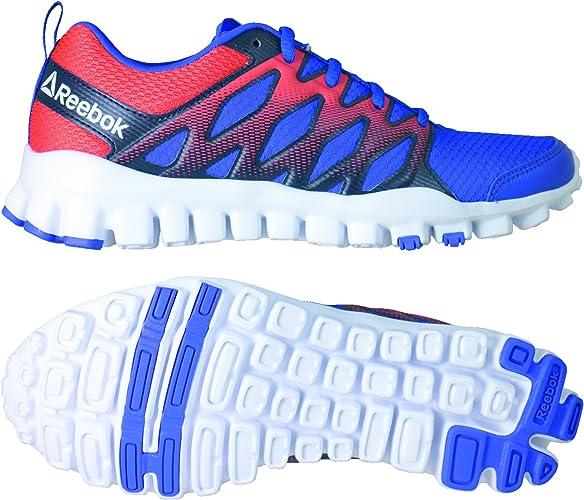 Hermoso y colorido Reebok REALFLEX TRAIN 4.0 Zapatillas