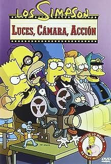 Los Simpsons Luces Camara Y Accion