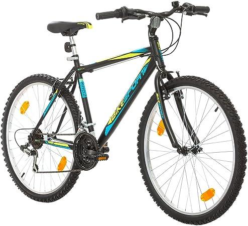 Bikesport Active Bicicleta de montaña Tamaño de Rueda 26
