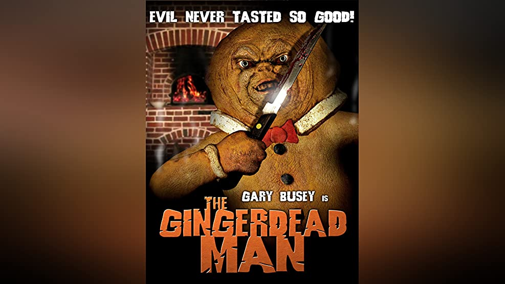 Gary Busey is The Gingerdead Man
