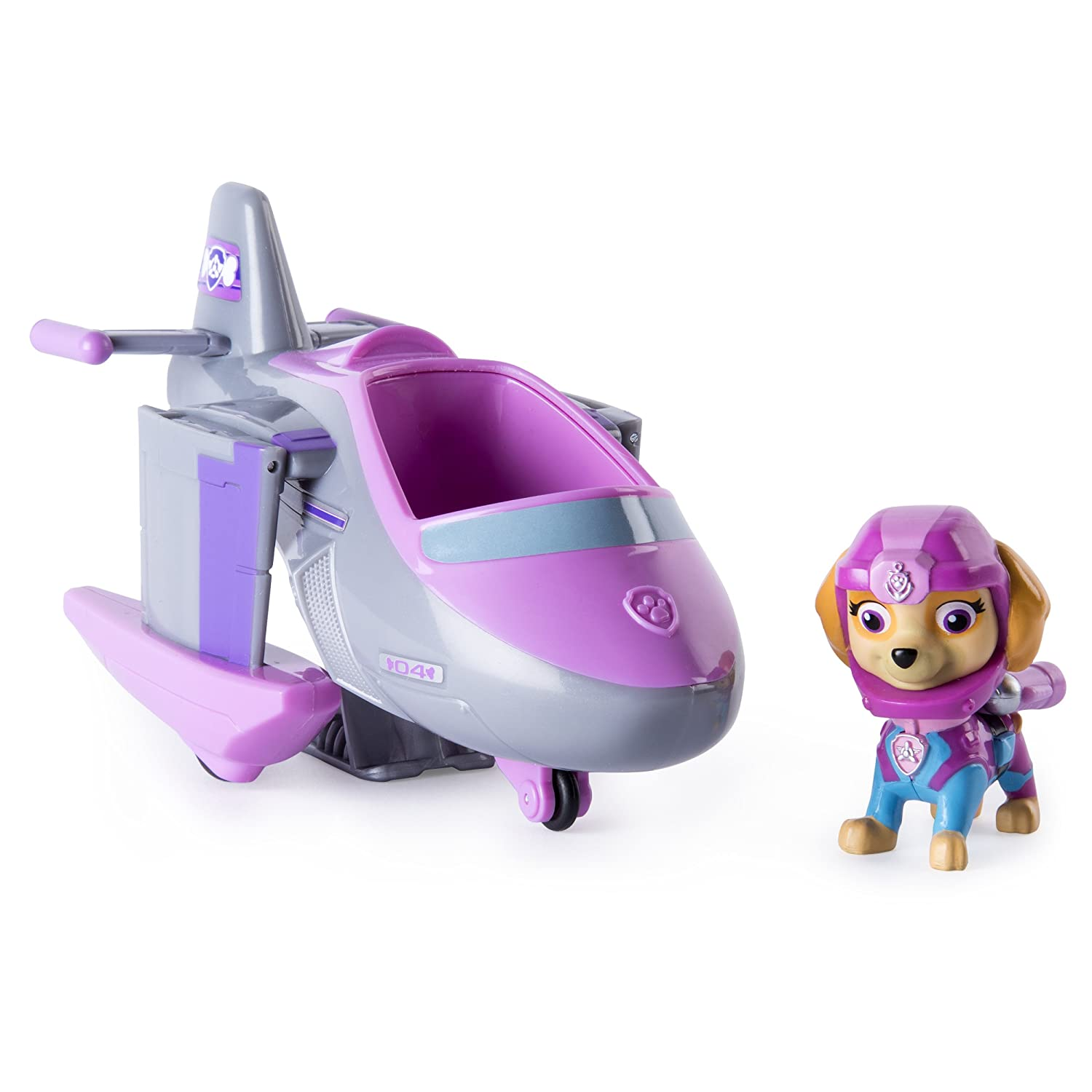Paw Patrol – Chase's Transforming Sea Patrol Vehicle Spin Master 20084999-6040064