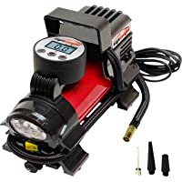 $33 » EPAuto 12V DC Portable Air Compressor Pump, Digital Tire Inflator
