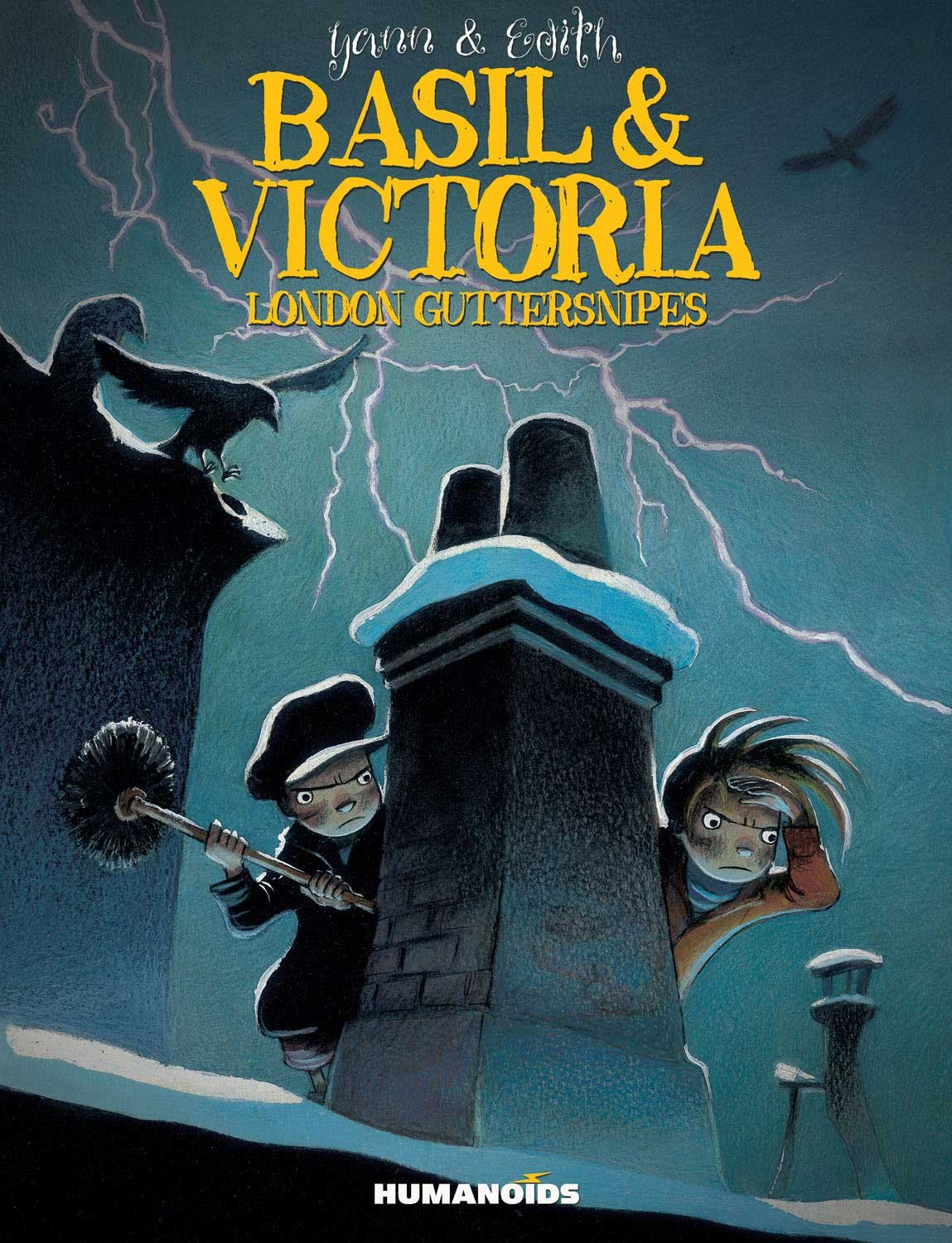 Download Basil & Victoria : London Guttersnipes: Slightly Oversized ebook