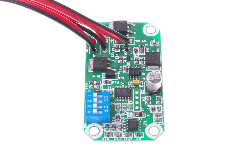 Smakn Bare Pcb Board 12v 5a Solar Controller Small Makerelectronic Circuit Boardsolar Battery Charger Buy Household System Garden Outdoor