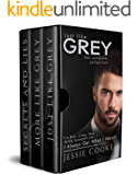 Just like Grey (The Complete Collection ONE) (Billionaire Romance Book 1)