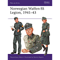 Norwegian Waffen-SS Legion, 1941–43 (Men-at-Arms Book 524)