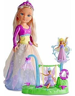 Nancy - Princesa De Cristal, Muñeca con Vestido de Princesa ...