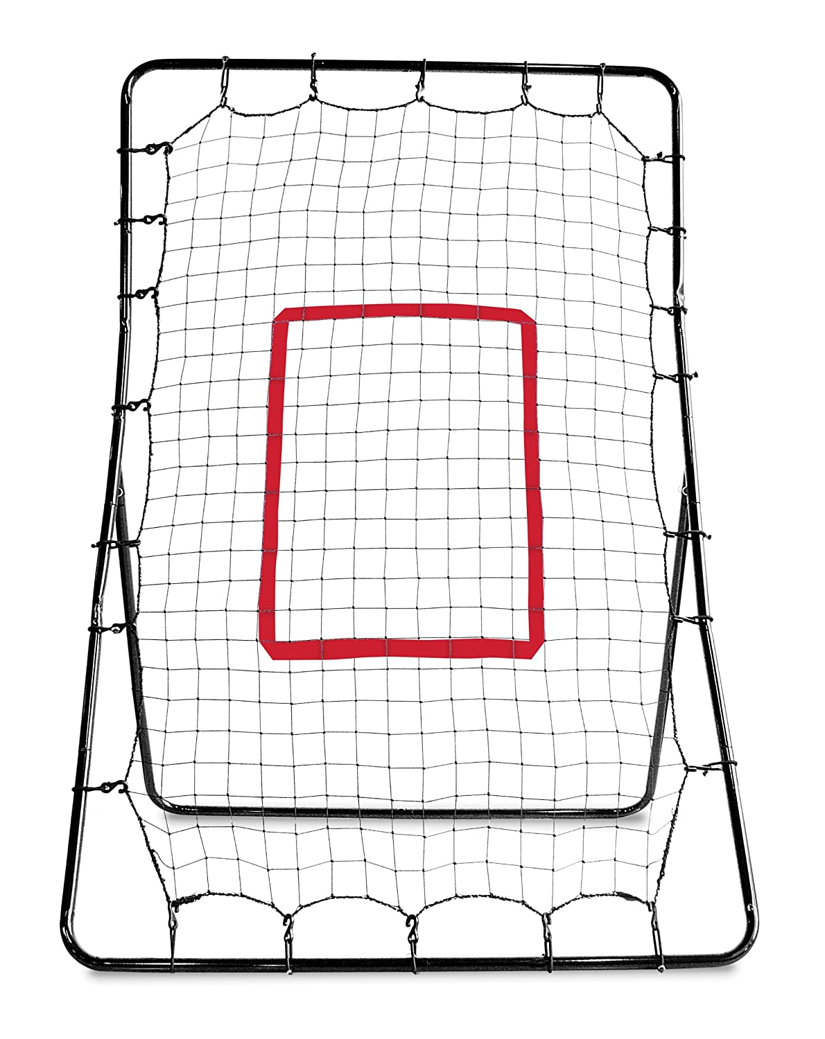 Amazon sklz pitchback baseball trainer for throwing baseball trainer for throwing pitching and fielding baseball pitchback net sports outdoors pooptronica Gallery