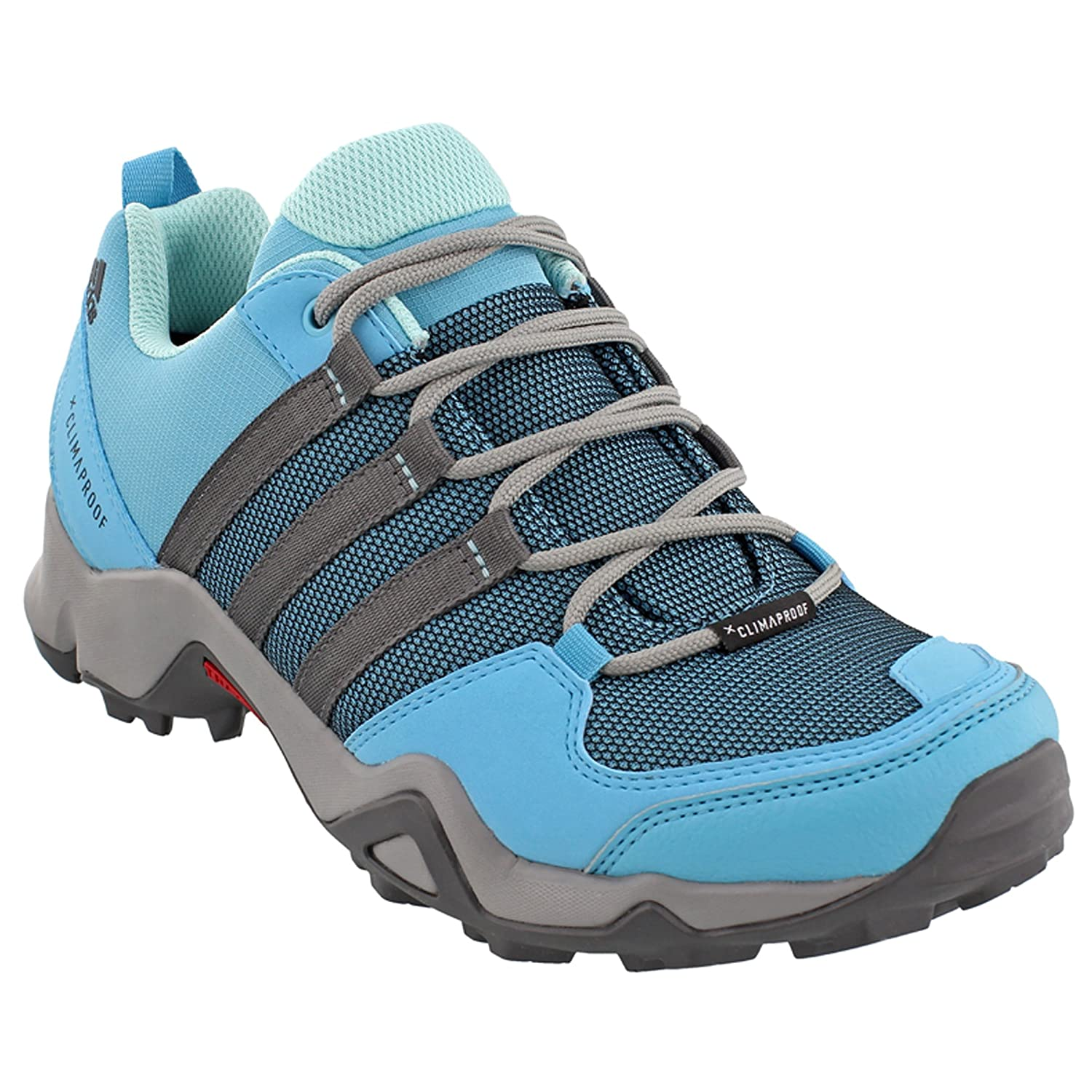 adidas AX2 CP Hiking Shoes Womens B01MS2LO86 8 B(M) US|Ch Solid Grey/Vapour Blue/Grey Five