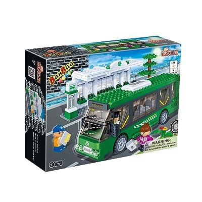 BanBao 8768 Autobús: Juguetes y juegos