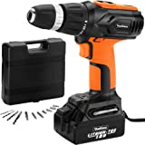 VonHaus 18V Li-Ion Fast Charge Cordless Drill/Driver Free 2 Year Warranty complete with 13 piece accessory set + Carry Case