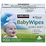 Kirkland Signature Baby Wipes, 13.8 Pound