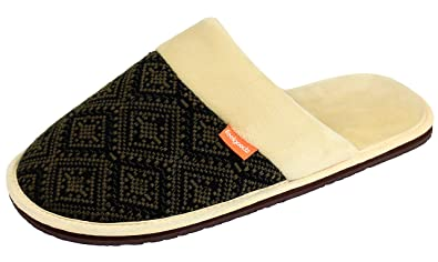 434ced14f589 Feelgoodz Handwoven Slippers - Socially Conscious and Extremely Comfortable  - Eco-Friendly All Natural Materials