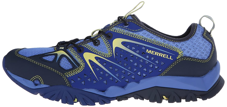 Merrell Women's Capra Rapid Water-Friendly Hiking Shoe B00YBBI1U0 6.5 B(M) US Purple
