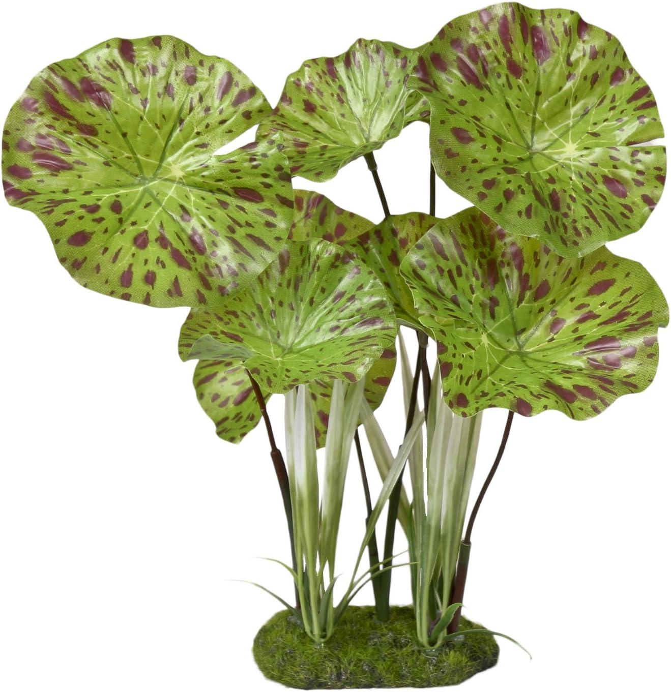 BLUE RIBBON PET PRODUCTS 030157018597 Color Burst Florals Lotus Plant