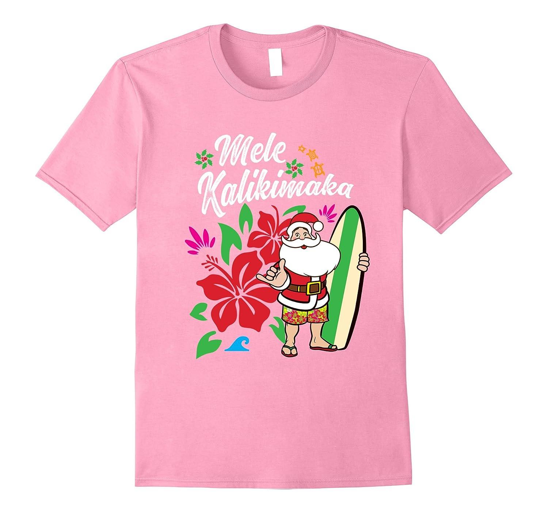 Mele Kalikimaka Cute Christmas Hawaiian Shirt Anz