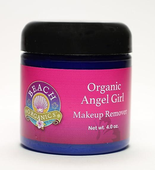 Organic Angel Brand Organic Makeup Remover