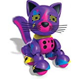 Zoomer Meowzies, Lucky, Interactive Kitten with Lights, Sounds and Sensors, by Spin Master