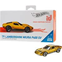 Hot Wheels id '71 Lamborghini Miura P400 SV  {Factory Fresh} – Packaging May Vary