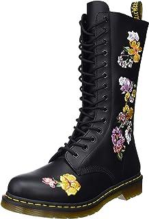 watch release info on shopping Amazon.com | Dr. Martens Women's 14-Eye Vonda Casual Boot ...