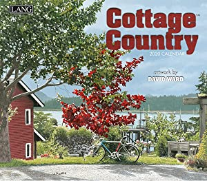 Lang Cottage Country 2020 Wall Calendar (20991001902)