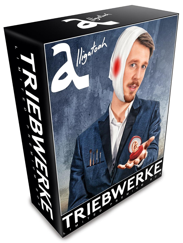 Triebwerke (3CDs, Malbuch, Wachsmalstifte und T-Shirt - exklusiv bei ...