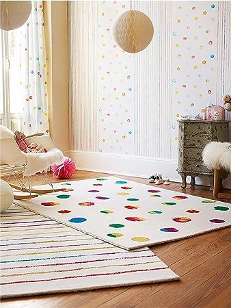 Esprit Teppiche: Kinderzimmer Kinderteppich Funny Dots Multicolor ...