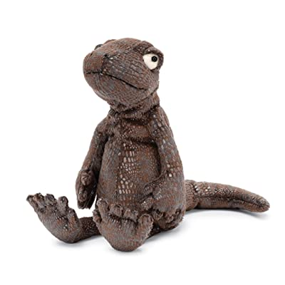 Jellycat Kenny Komodo Dragon Stuffed Animal,: Toys & Games