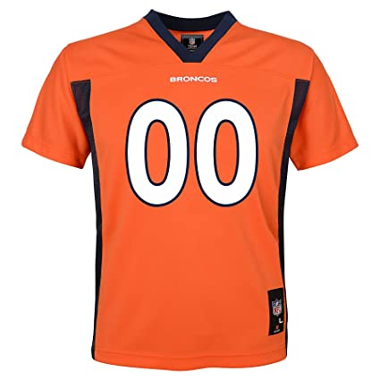 new products e56f9 8940a Buy NFL Denver Broncos Kids & Youth Team Color Fashion ...