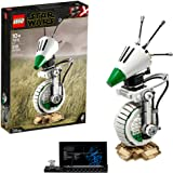 LEGO Star Wars: The Rise of Skywalker D-O 75278 Building Kit; Collectible Star Wars Character and a Cool Birthday Gift…