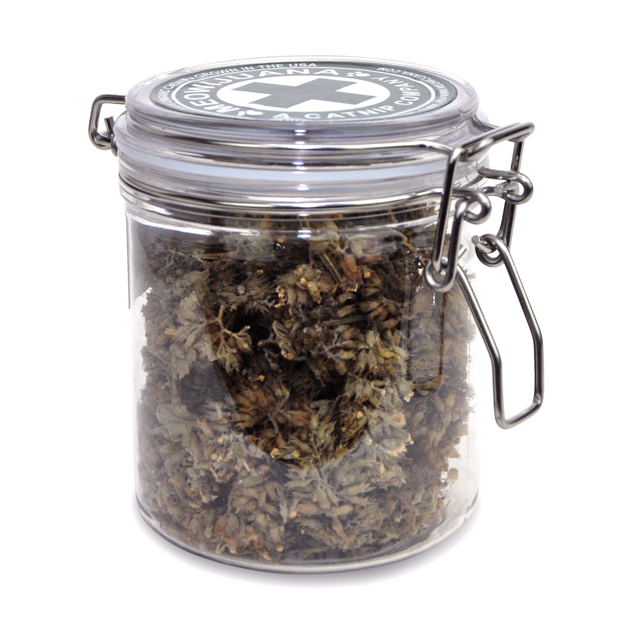 Meowijuana Jar of Buds - Large Jar
