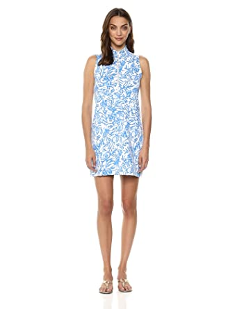 7a2b14f1018032 Lilly Pulitzer Women s Skipper Sleeveless Dress at Amazon Women s ...