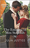 The Enticing of Miss Standish (The Cinderella Spinsters Book 3)