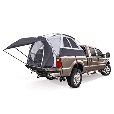 Pickup Truck Bed Camping Tent, 6.5' Ft Box Length with Front Awning: Sports & Outdoors