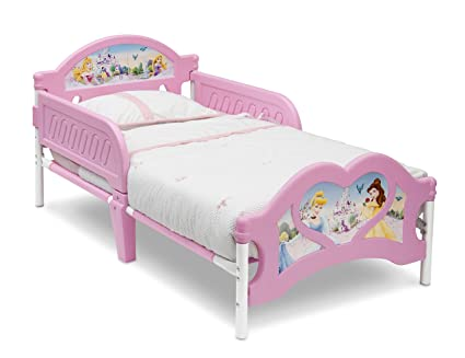 Disney lettino per bambina motivo principesse disney: amazon.it