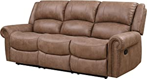 Emerald Home Furnishings Spencer Sofas, Brown