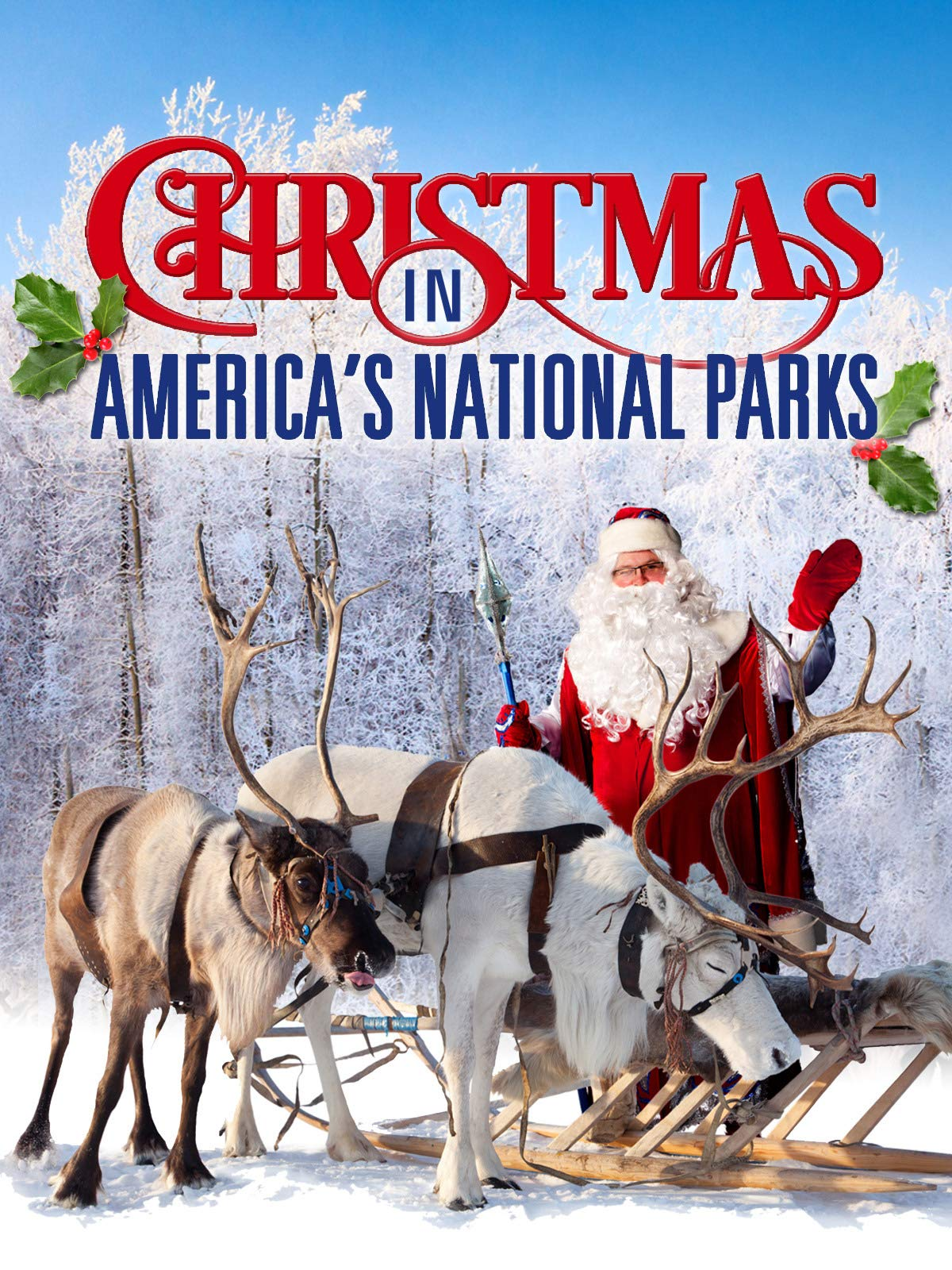 Christmas and Winter in America's National Parks